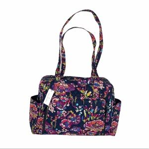 Vera Bradley Baby Bag, Midnight Wildflowers